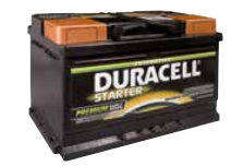DURACELL - DS 45H