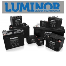 LUMINOR 6 & 12 VOLT SERIES PIASTRA TUBOLARE - LTL 12-72T