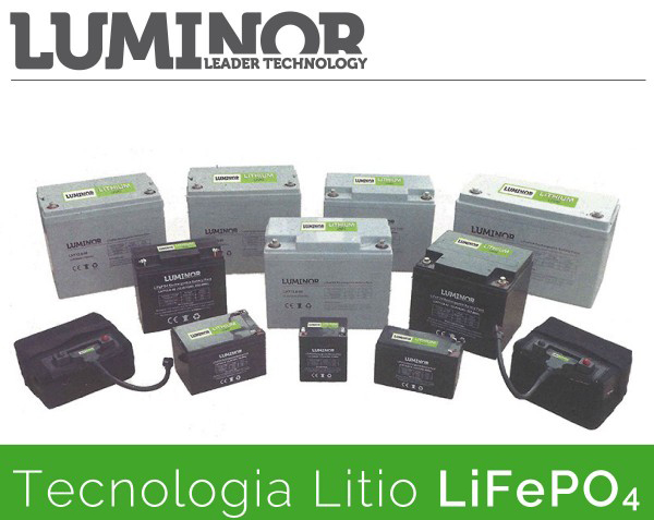 Luminor LHT - 18650 LiFePO4